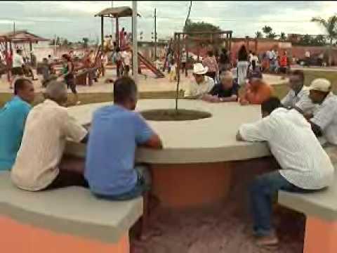 Governador em exercício Antônio Anastasia inaugura o Minas Olímpica em Taiobeiras