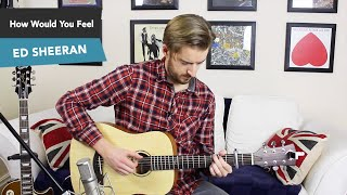 download lagu download musik download mp3 Ed Sheeran - How Would You Feel (Paean) Acoustic Guitar Lesson Tutorial - How to play - Chords