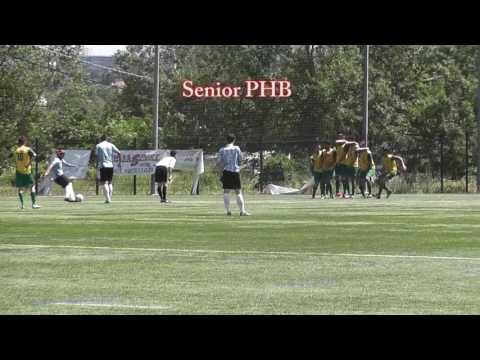 3 matchs couperet - inédits en DHR, PHB et U19