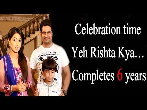 Celebration time: Yeh Rishta Kya Kehlata Hai compl