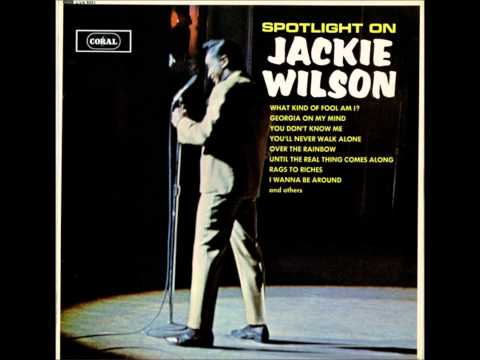 Tekst piosenki Jackie Wilson - You'll Never Walk Alone po polsku