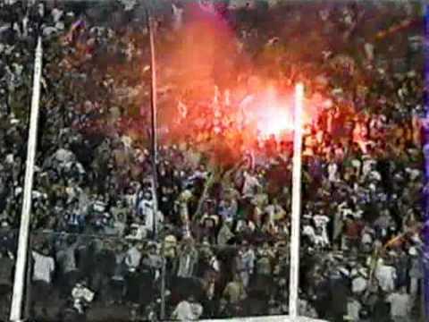 Extremo Celeste - Cristal vs Gayinas - Campeonato 2002 - Extremo Celeste - Sporting Cristal