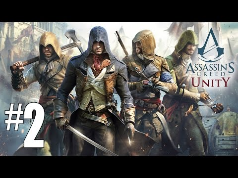 Assassin's Creed Unity - Playthrough #2 [FR]