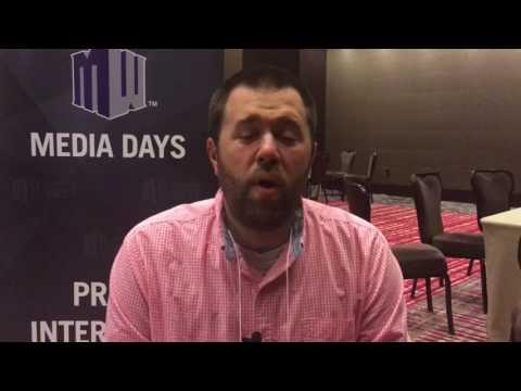 B.J. Rains recaps Tuesday at the Mountain West Media Summit (видео)