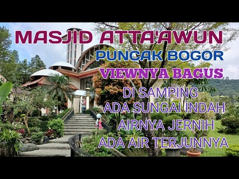 Masjid At Ta'awun Puncak Bogor