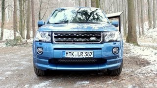 ' 2013 Land Rover Freelander 2 / LR2 ' Test Drive&Review - TheGetawayer