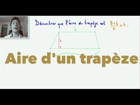 comment trouver l'aire d'un rectangle en fonction de x