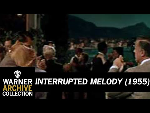 Interrupted Melody (Original Theatrical Trailer)