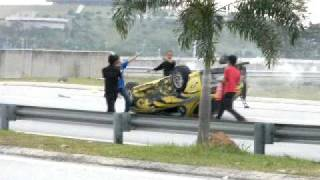 Nonton The Making Of Evolusi Kl Drift 2   Toyota Supra Crash Film Subtitle Indonesia Streaming Movie Download