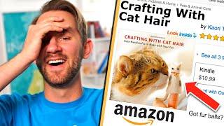 Video 10 Hilariously Strange Amazon Products & Reviews! MP3, 3GP, MP4, WEBM, AVI, FLV Januari 2019