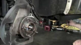 5. Front wheel bearing