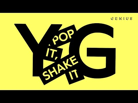 Pop It, Shake It Lyric Video [Feat. DJ Mustard]