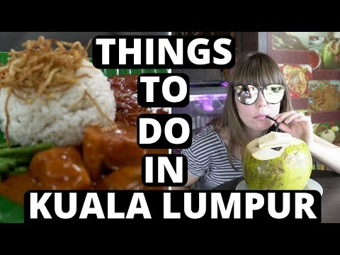 Kuala Lumpur Malaysia BEST City!!! Malaysian Travel Guide | Things To Do| Food You MUST Try 2020