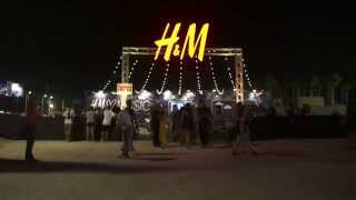 """In the midst of September 2015 H&M Israel organized a sponsorship of one Israel's largest and most renowned music festivals, The Boombox. 17 performances ran live from sunset to sunrise by the best artists in Israel. Crowd of 15,000 music lovers arrived to enjoy a night of music and fun!Thousands of people enjoyed """"chilling out"""" in our lounge and took advantage of our temporary tattoos, photo shoots and mobile phone chargers. See you next year!"""