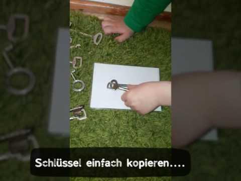 DIY Zuordnungsspiel ♡ Kreativer Kinderkram 🖒