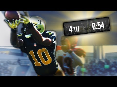 ROOKIE RECEIVER MAKES GAME WINNING DIVING CATCH? | Madden 18 Sin City Saints Ep. 14