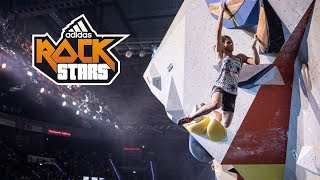 Adidas ROCKSTARS 2018 - Finals replay by Bouldering TV
