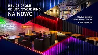 Kinoplex - Kino Helios w Opolu na nowo!