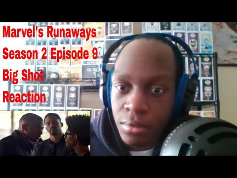 Marvel's Runaways Season 2 Episode 9 Big Shot Reaction