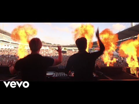 Killers vs Cazzette – Shot At Night