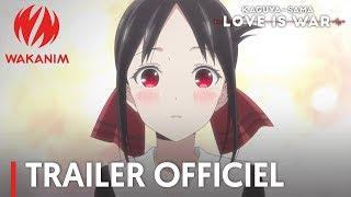 Kaguya-sama : Love Is War - Bande annonce