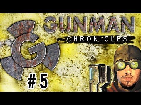 Прохождение Gunman Chronicles - (5) - Вскрываем Матке Брюхо