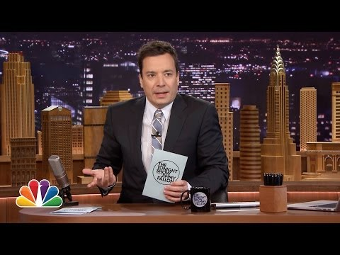 WATCH: Hashtags from Fallon