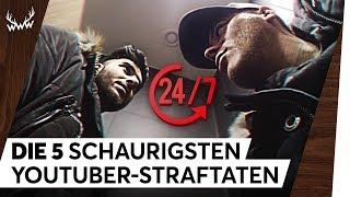 Video Die 5 SCHAURIGSTEN YouTuber-Straftaten! | TOP 5 MP3, 3GP, MP4, WEBM, AVI, FLV Agustus 2018