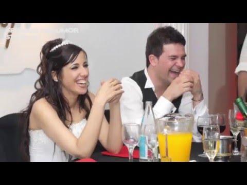 El mejor show de humor para tu casamiento