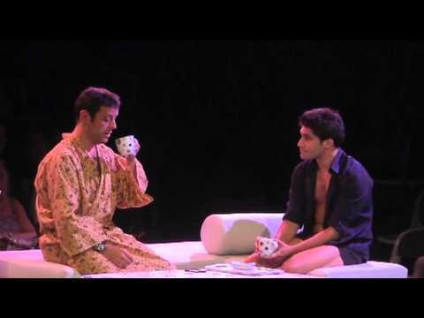 digues - Aquí el nou tràiler de la comèdia d'Apunta Teatre per a l'estiu de 2012.