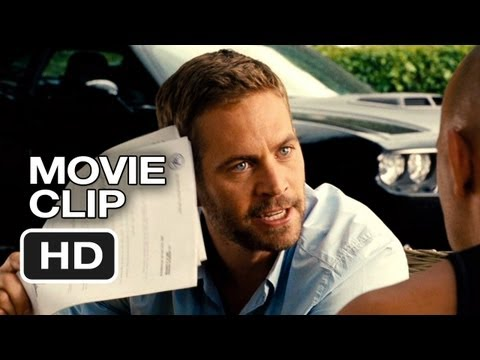 Fast &amp; Furious 6 Movie Clip - We're Family (2013) - Vin Diesel Movie HD Video