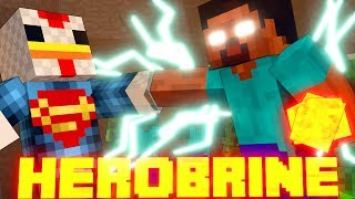 Minecraft | HEROBRINE MOD Showcase! (Evil Mobs, Horror Mod, Herobrine Monster)