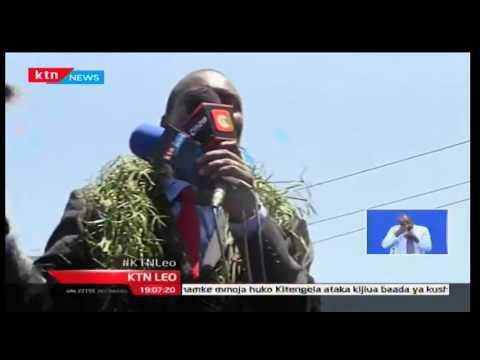 KTN Leo: Gavana Mandago amewashambulia mawaziri Nkaissery naMatiang'i, Septemba 28 2016
