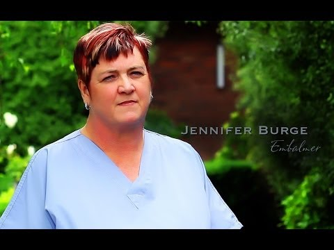 embalming - A behind the scenes documentary about being an embalmer, the process of embalming and care of the deceased in a funeral home. In this short documentary, you ...