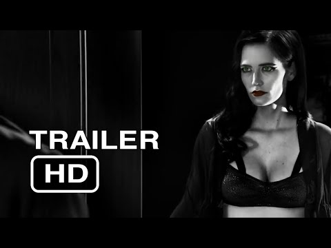 Sin City 2 - Extended Trailer