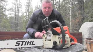 8. Buying first chainsaw, Husqvarna or Stihl ?