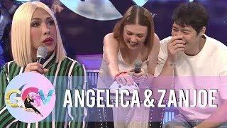 Video Vice Ganda gets jealous on Zanjoe and Angelica   GGV MP3, 3GP, MP4, WEBM, AVI, FLV Maret 2019