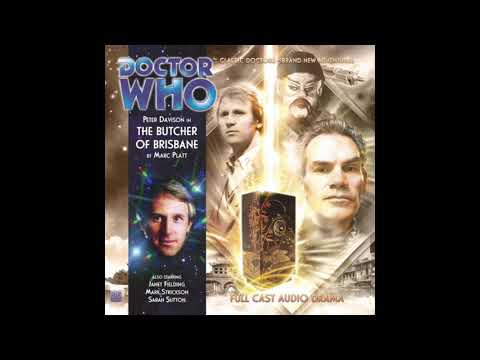 161. The Butcher Of Brisbane - Trailer - Big Finish видео