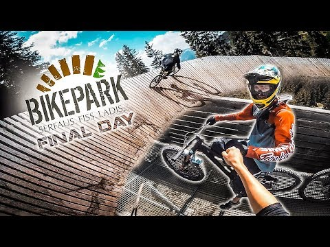 Sick Trails! 🔥 Bikepark Serfaus Fiss Ladis 2019 | Final Day Of Dowhill Riding.