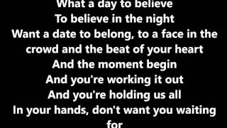 Take That - These Days (HD Lyrics)