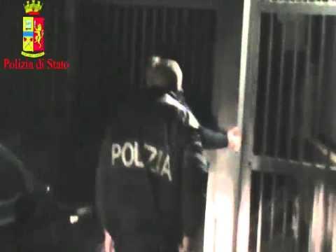 Mafia, 16 arresti a Catania IL VIDEO DEL BLITZ