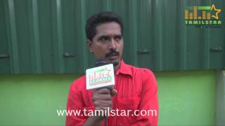 Rajesh Kannan at Appa Venampa Movie Team Interview