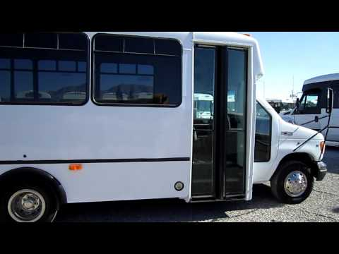LV Bus Sales 2002 Used Champion wheelchair bus for sale S70545