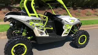 2. 2015 CanAm Maverick XDS turbo! All maintenance done meticulously maintained!