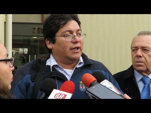 A Contraloría concurrieron trabajadores de PDTI por presuntas negligencias de INDAP y municipio