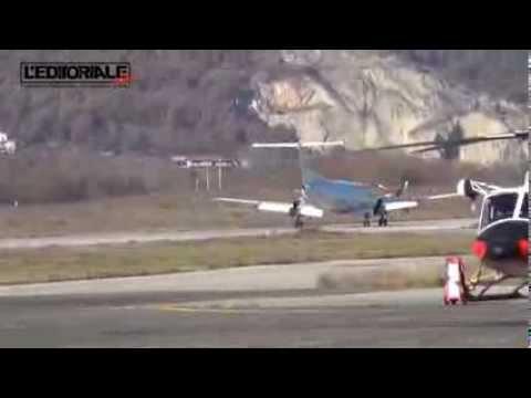Inaugurazione Aeroporto dei Parchi