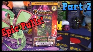 Pokemon Cards! Mystery Power Box! Part 2 of 2! by Master Jigglypuff and Friends