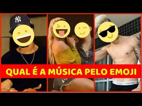 Desafio: Qual é a Música Pelo Emoticon (Emoji) 😁