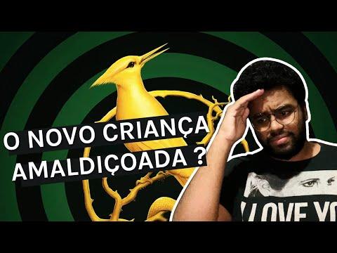 A CANTIGA DOS P�SSAROS E DAS SERPENTES | LEO ALVES