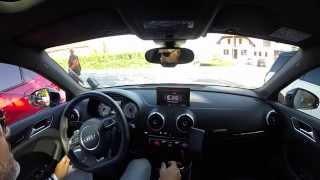 Download Lagu Audi S3 Parking System Plus with Park Assist Mp3